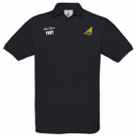 Embroidered Safran Polo Shirt